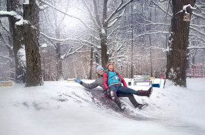 Zapomeňte na lyže: Na horách vyzkoušejte sáňkařskou dráhu nebo výlety se sněžnicemi