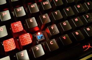Nepřekonaná mechanická tlačítka: HyperX Alloy láká hráče, ale hlavně se na ní skvěle píše