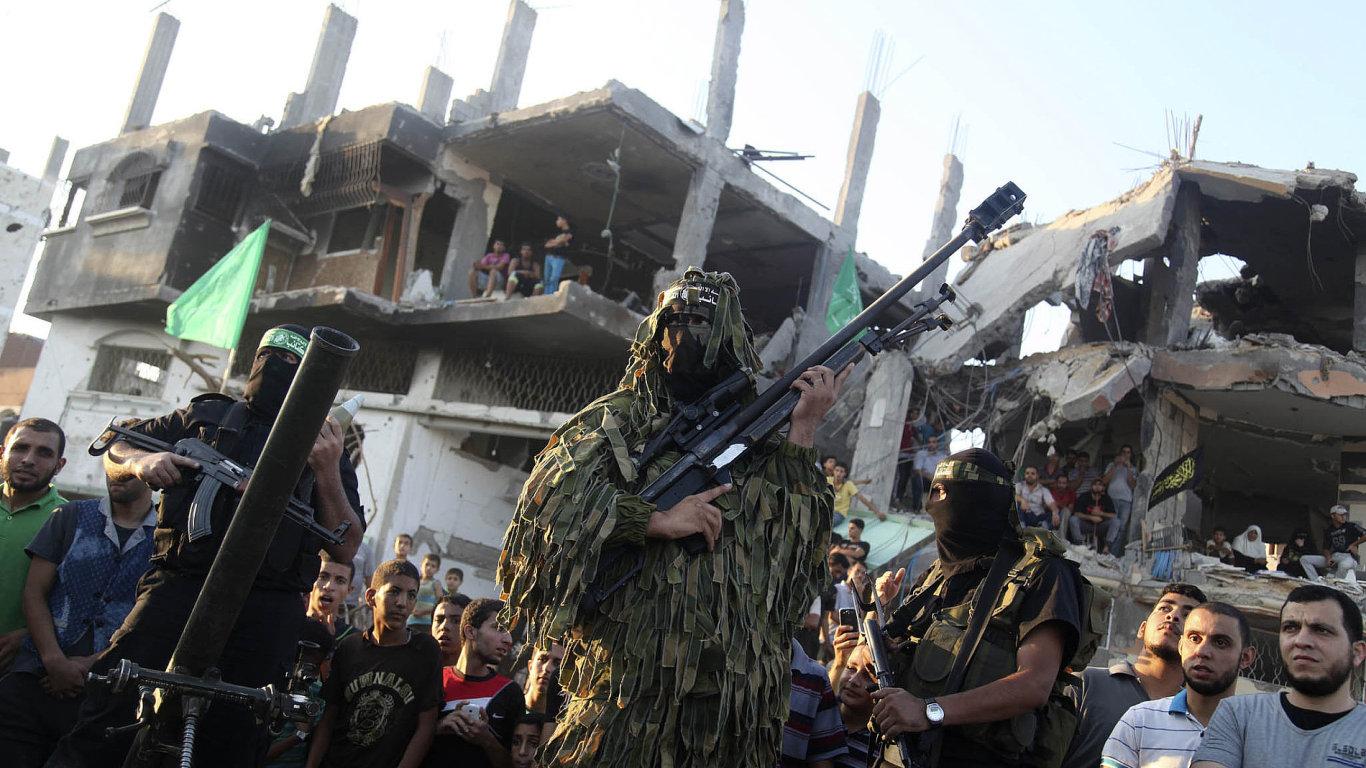 Hnutí Hamás už prý nebude vyzývat ke zničení Izraele.