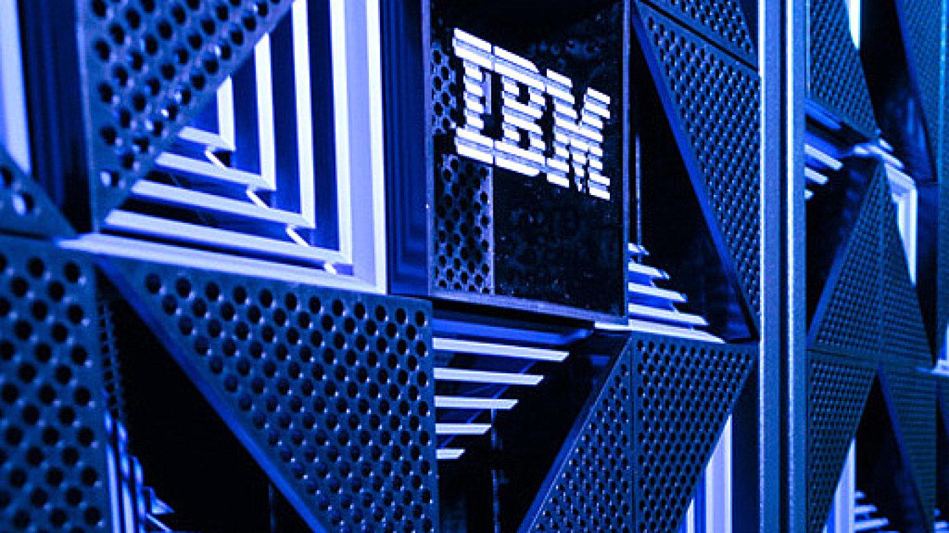 IBM, ilustrační foto