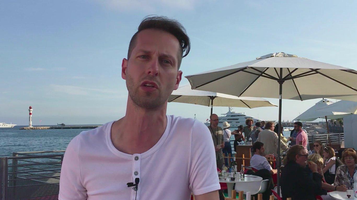Na snímku je publicista Aleš Stuchlý.