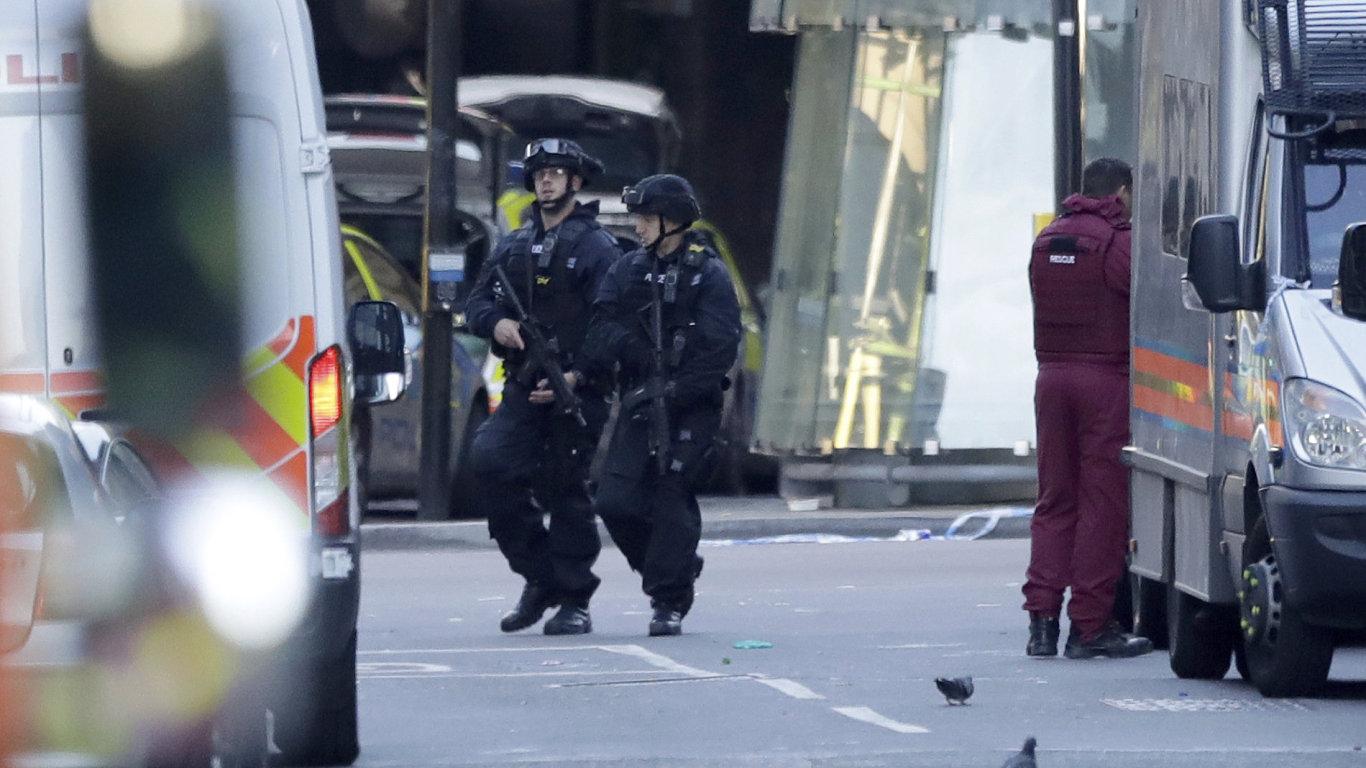 Útok Londýně, terorismus