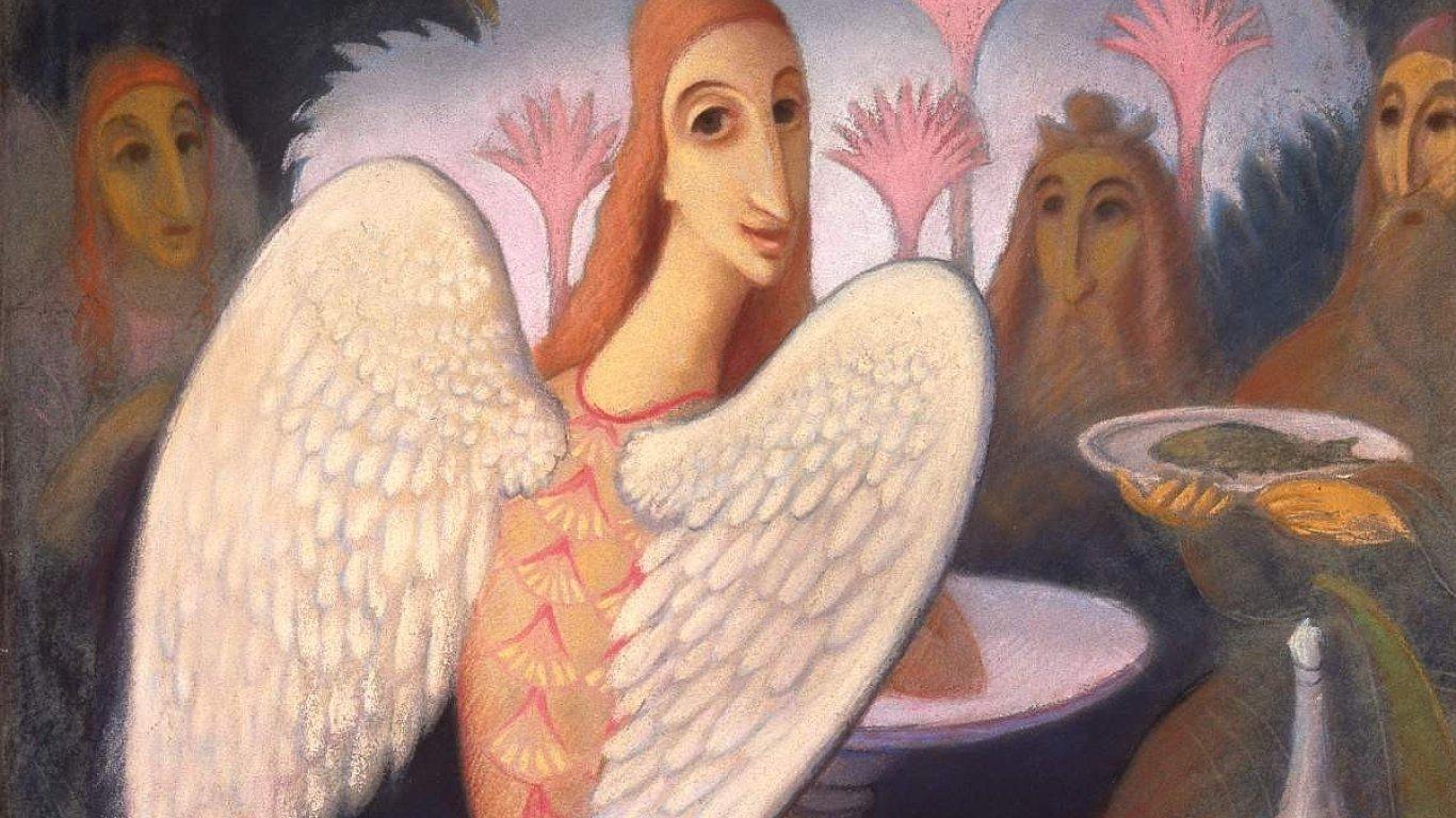 Výstava děl Jana Zrzavého potrvá do 9. července.