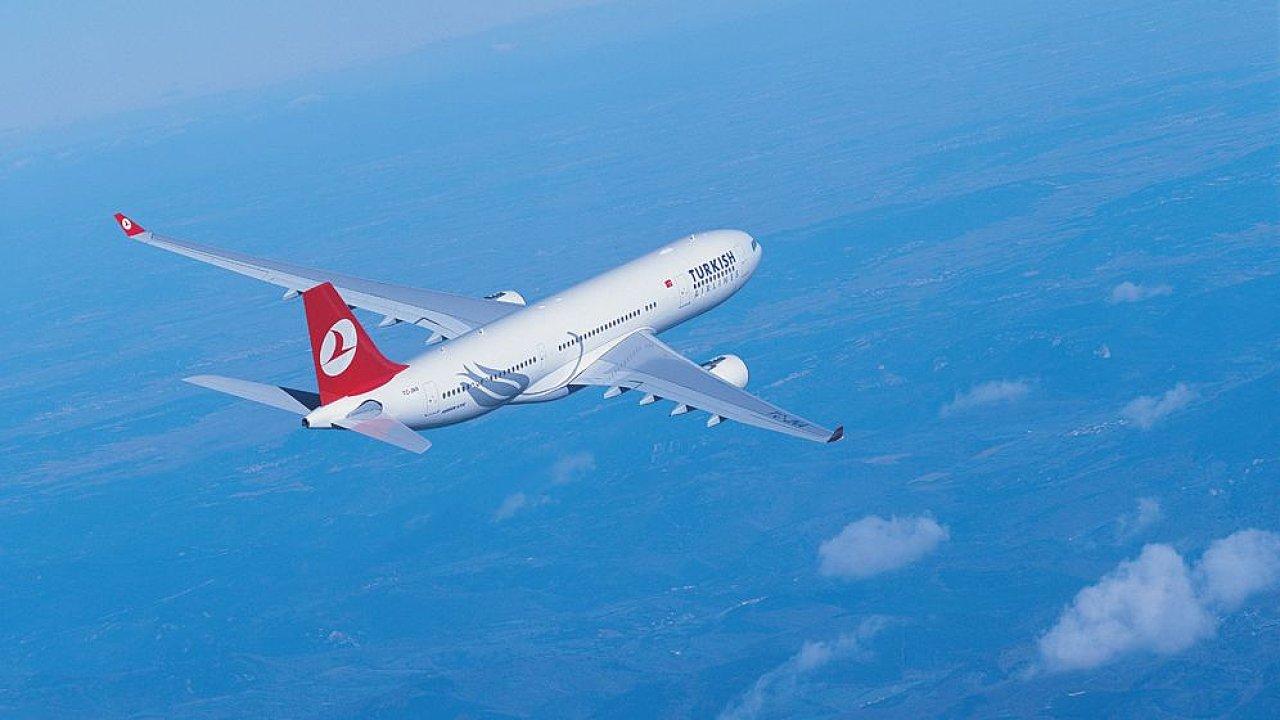 Turkish Airlines začne vozit cargo mezi Prahou a Istanbulem (ilustrační foto)