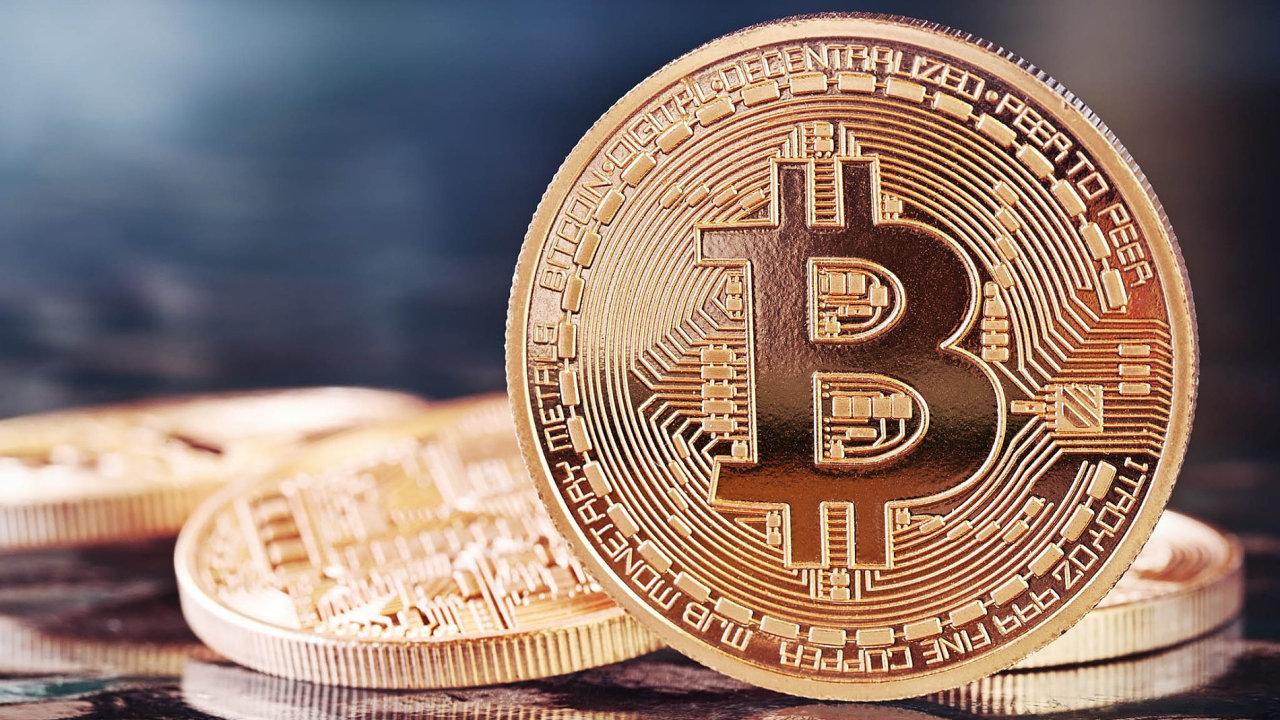 Bitcoin má vČíně silné postavení.