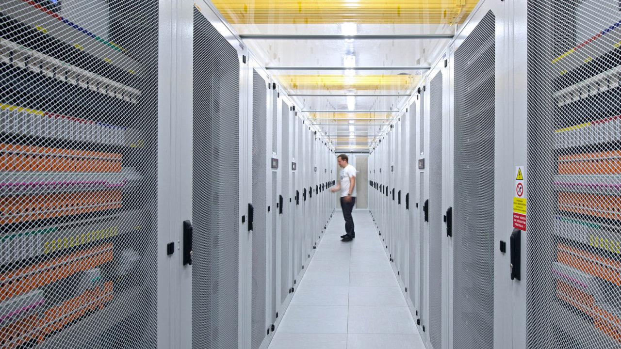 Firmám i úřadům hrozí stamilionové pokuty v případě, že se nepustí do důkladnější ochrany dat - Ilustrační foto.