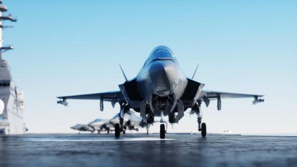 Víceúčelová stíhačka F-35