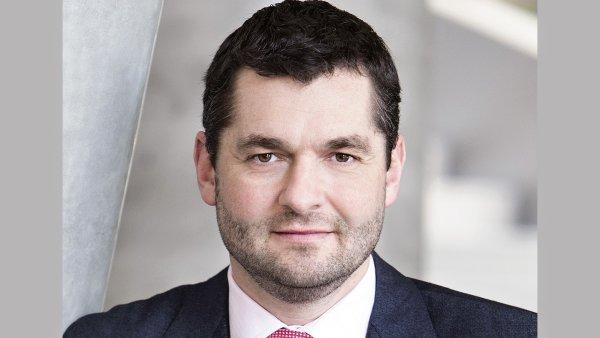 Martin Diviš, předseda představenstva Pojišťovny České spořitelny