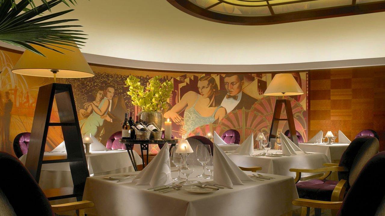 Restaurace Alcron přišla o svou michelinskou hvězdu.