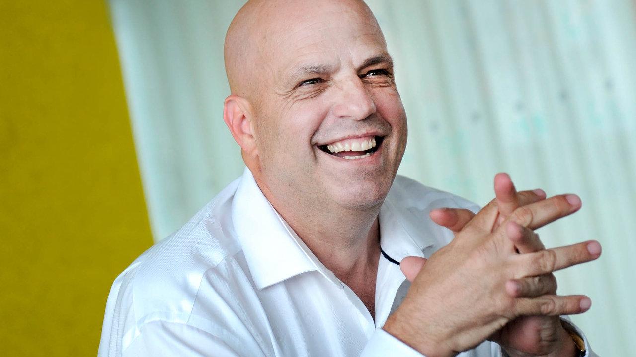 Ředitel Avast Software Vincent Steckler