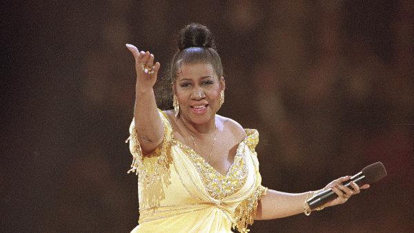 Odešla královna soulu Aretha Franklinová