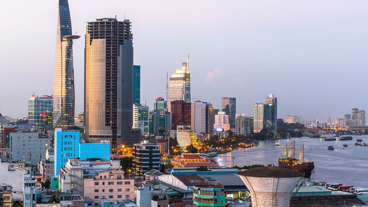 Ho Či Minovo Město, Vietnam