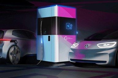 Mobilní dobíjecí stanice mohou být řešením pro majitele elektromobilů, kteří zároveň nevlastní garáž, kde by se vůz mohl dobíjet přes noc.