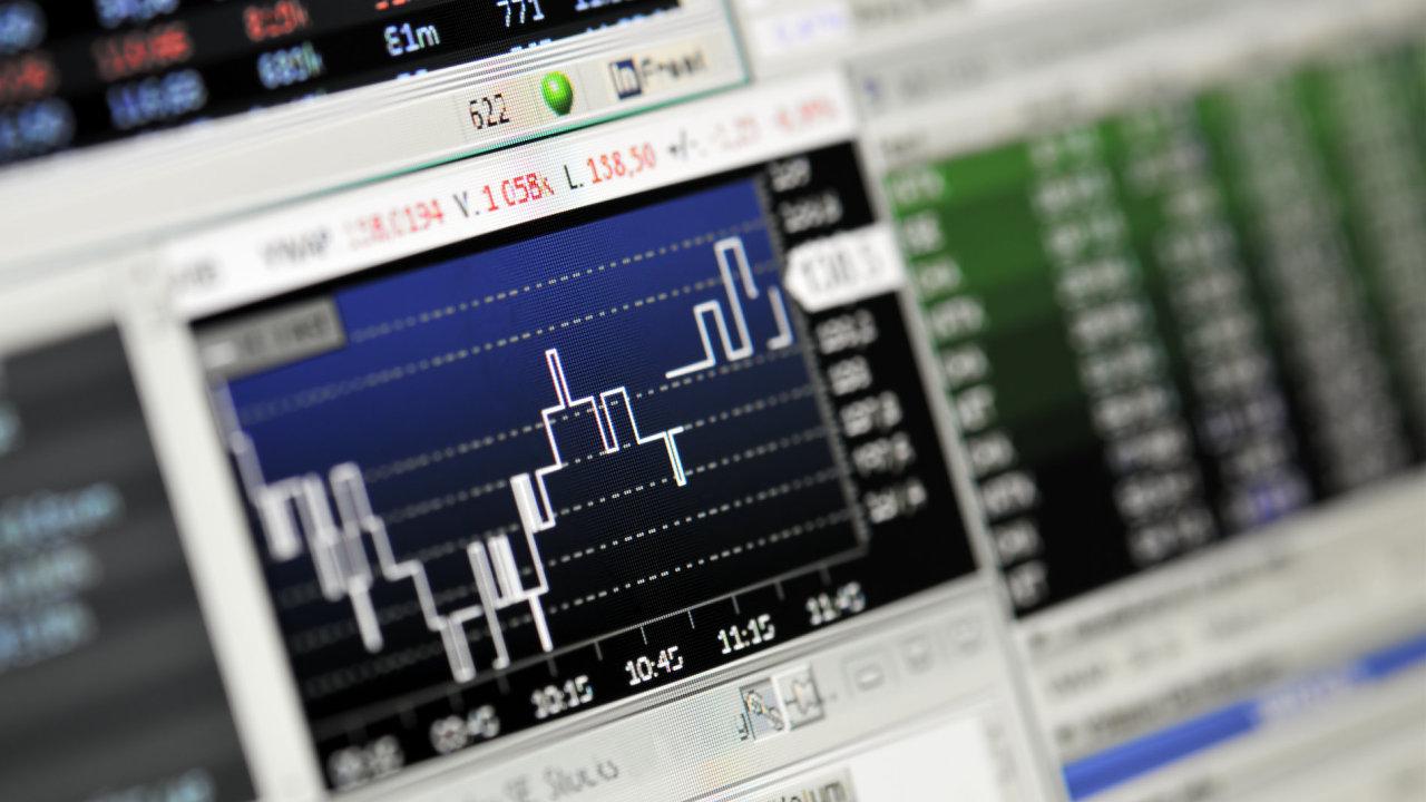 Akciové trhy, ilustrační foto