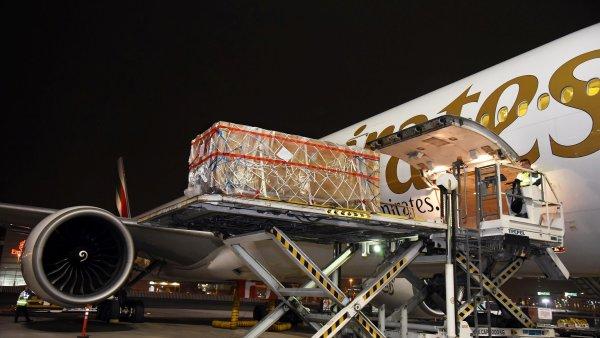 Emirates SkyCargo prepravila dva tisice let starou sochu Buddhy
