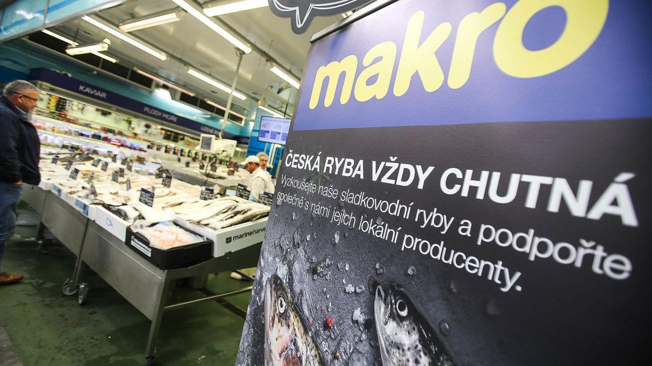 Ovládnout Metro. Daniel Křetínský a Patrik Tkáč skupují akcie Metra AG, jehož značkou je také obchodní řetězec Makro.