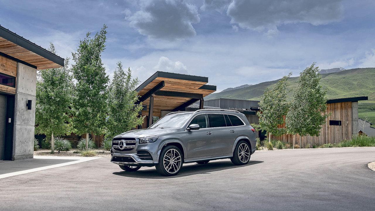 Mercedes-Benz GLS 400d 4Matic