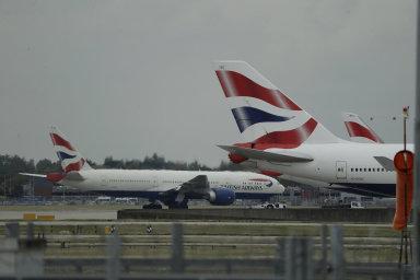 British Airways za oba dny stávky zrušily kolem 1700 letů.