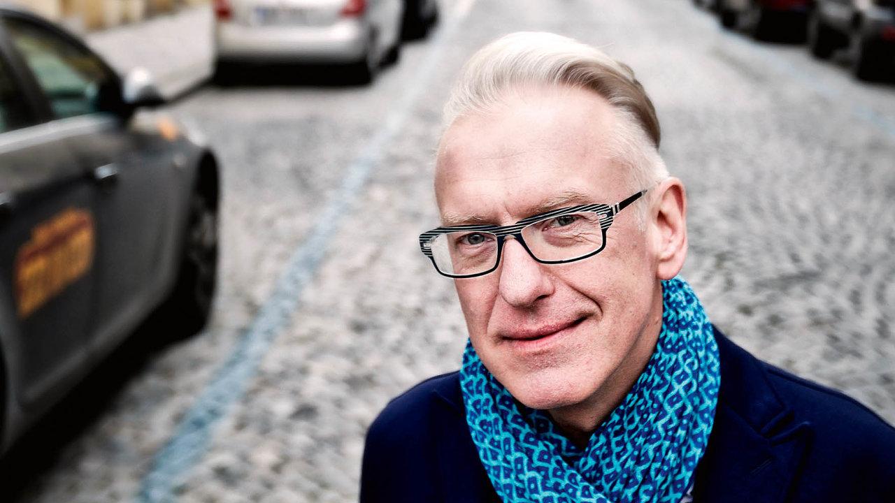 Novinář a spisovatel Mariusz Szczygieł