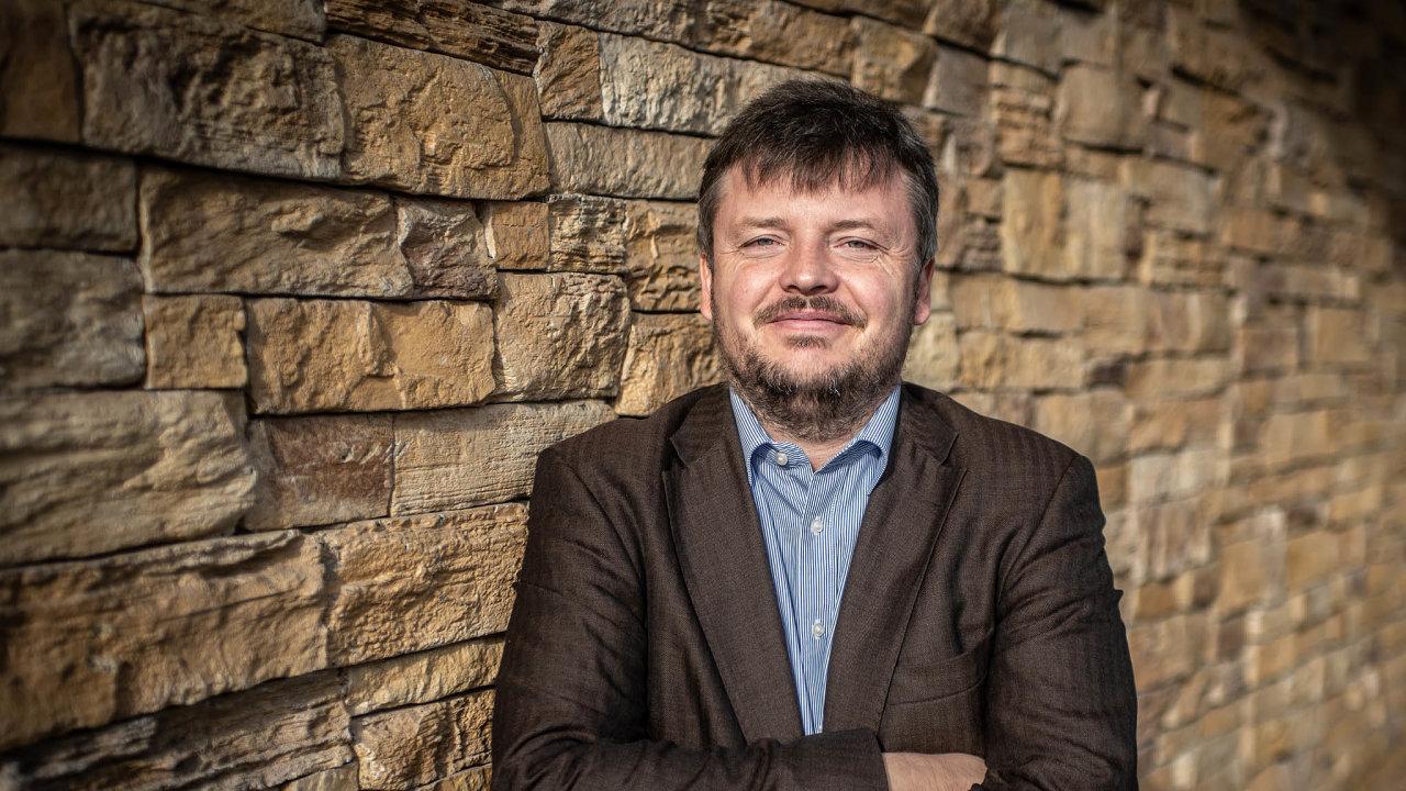 Tomáš Hruda, spoluzakladatel projektu Education Republic