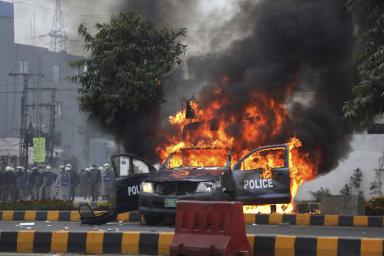 Úřady ve čtvrtek uvedly, že obvinily 250 útočníků ze zrady.