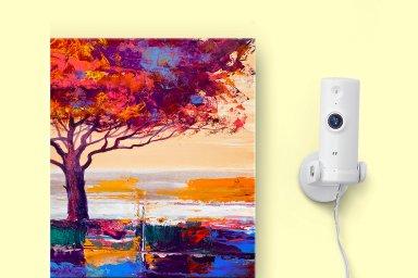 Nová mini Full HD Wi-Fi kamera DCS-8000LHV2