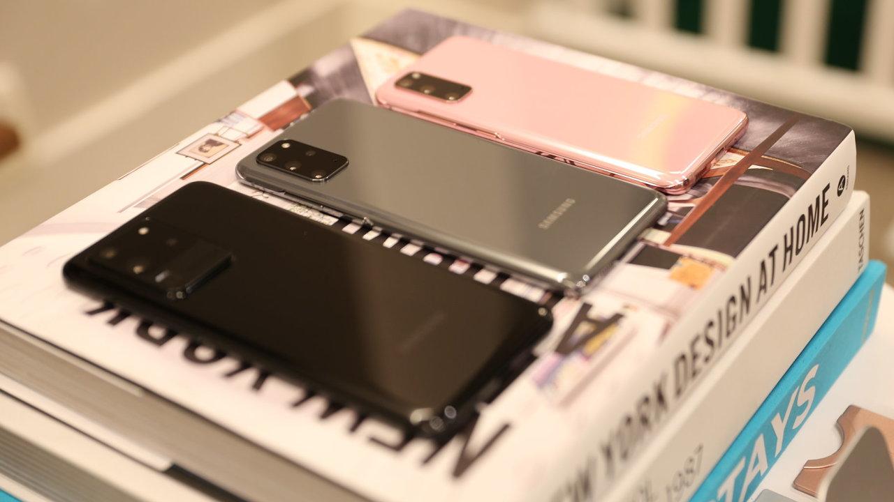 Galaxy S20 Ultra i S20 a S20+ mění přístup k fotografování i práci s videem.
