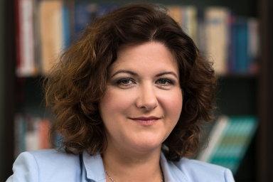 Jana Puškáčová, prezidentka Asociace prádelen a čistíren ČR