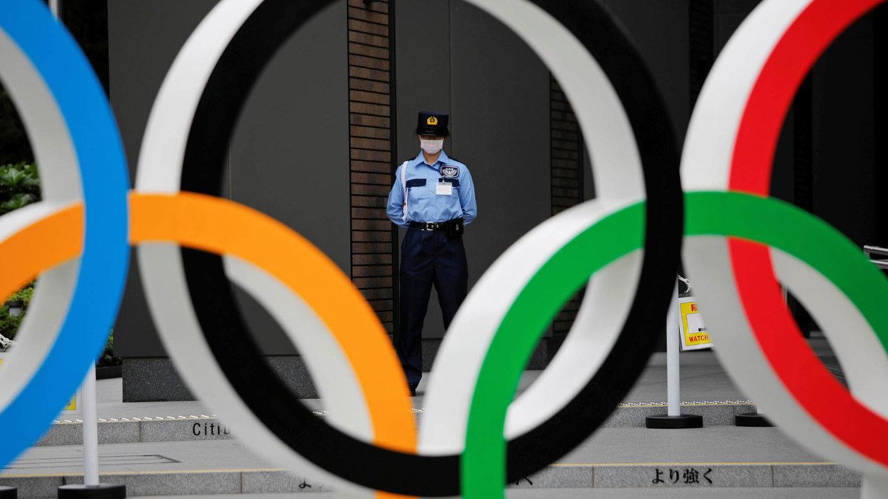 Virus překazil olympijské hry: Největší sportovní svátek nasvětě měl také dokázat, že Japonci jsou dobří organizátoři ajejich země prosperuje. Budou mít příležitost příští léto.