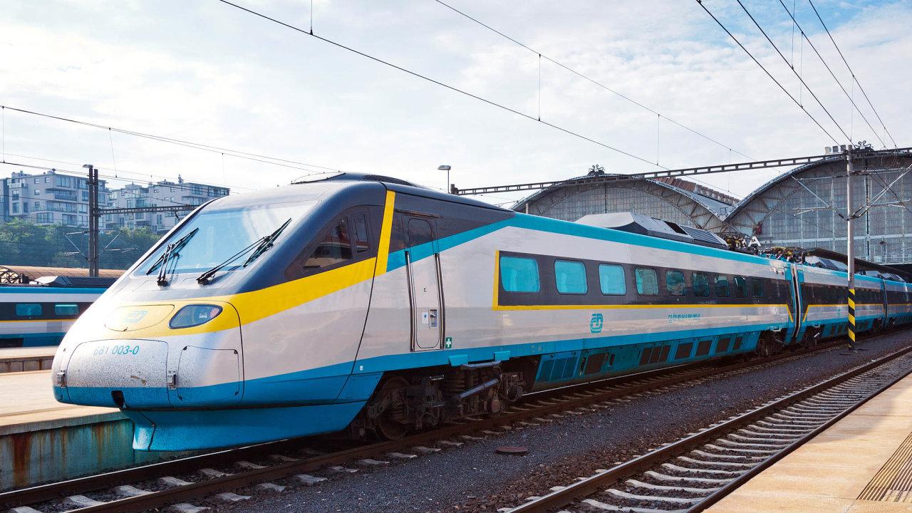 Vysokorychlostní železnice: Modernizace železniční sítě je jednou zvěcí, zaněž hodlá česká vláda utratit jednorázové peníze EU napřekonání koronakrize.