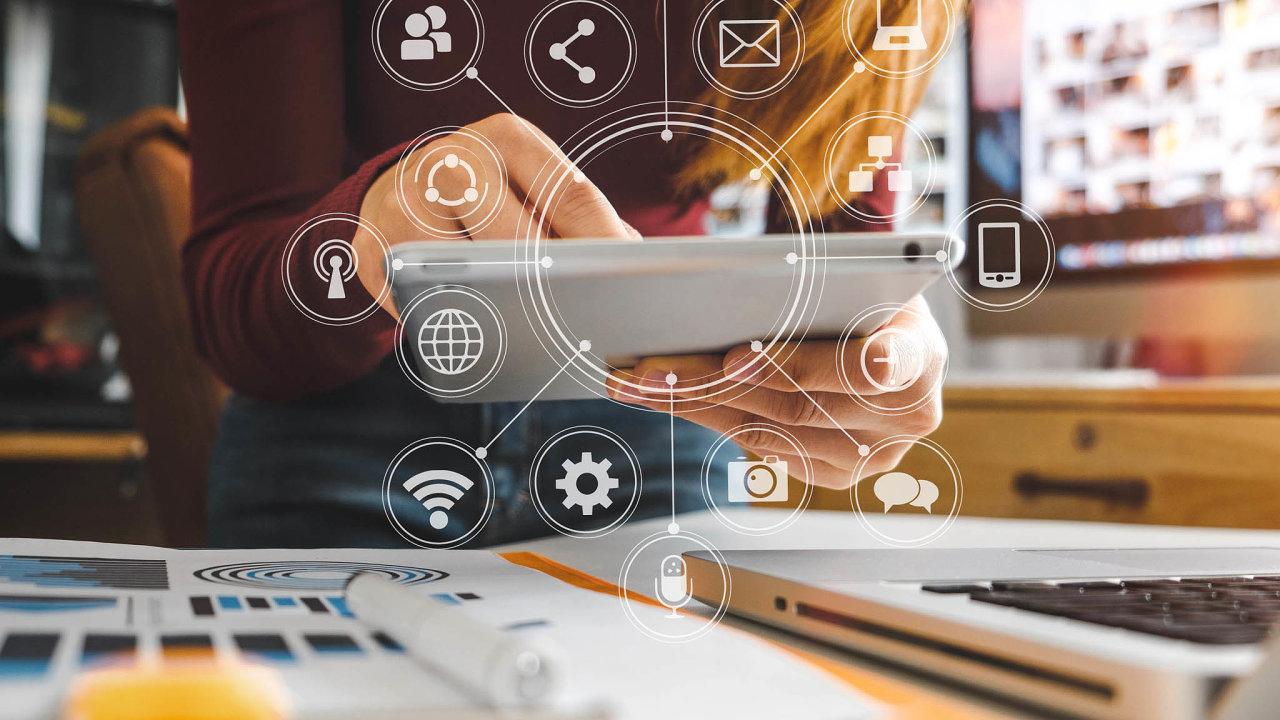 Pro digitální ekonomiku je důležitá ipodpora start-upů, které zpravidla přicházejí sprodukty aslužbami svyšší přidanou hodnotou.