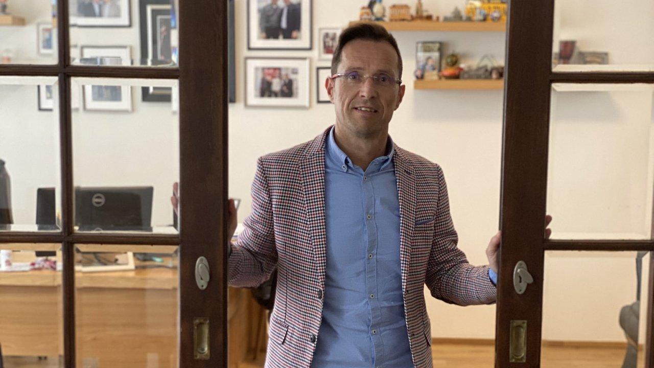 Ivan Lackovič, jednatel Travel Family a partner TNI Group.