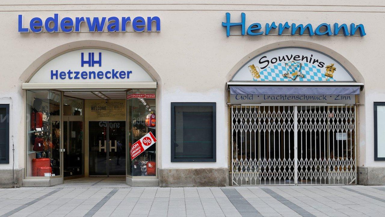 Německo obchod