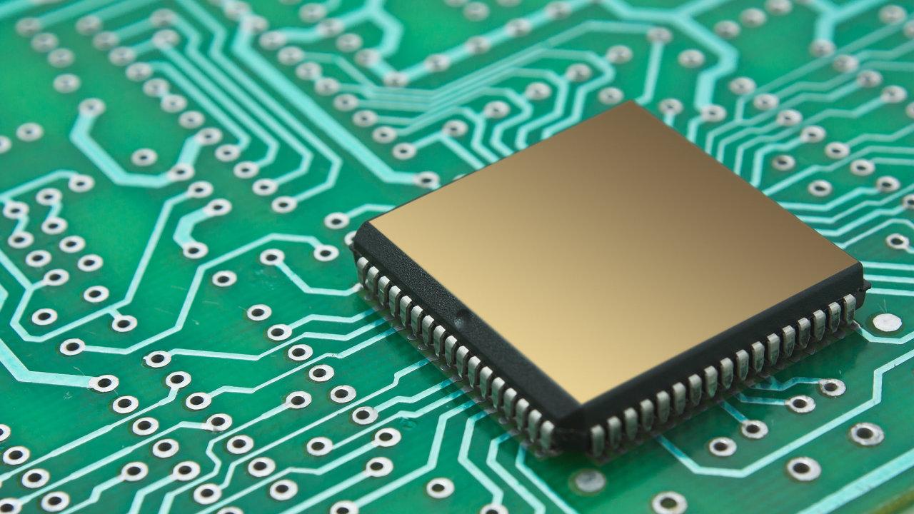 čip, chip, ilustrační foto