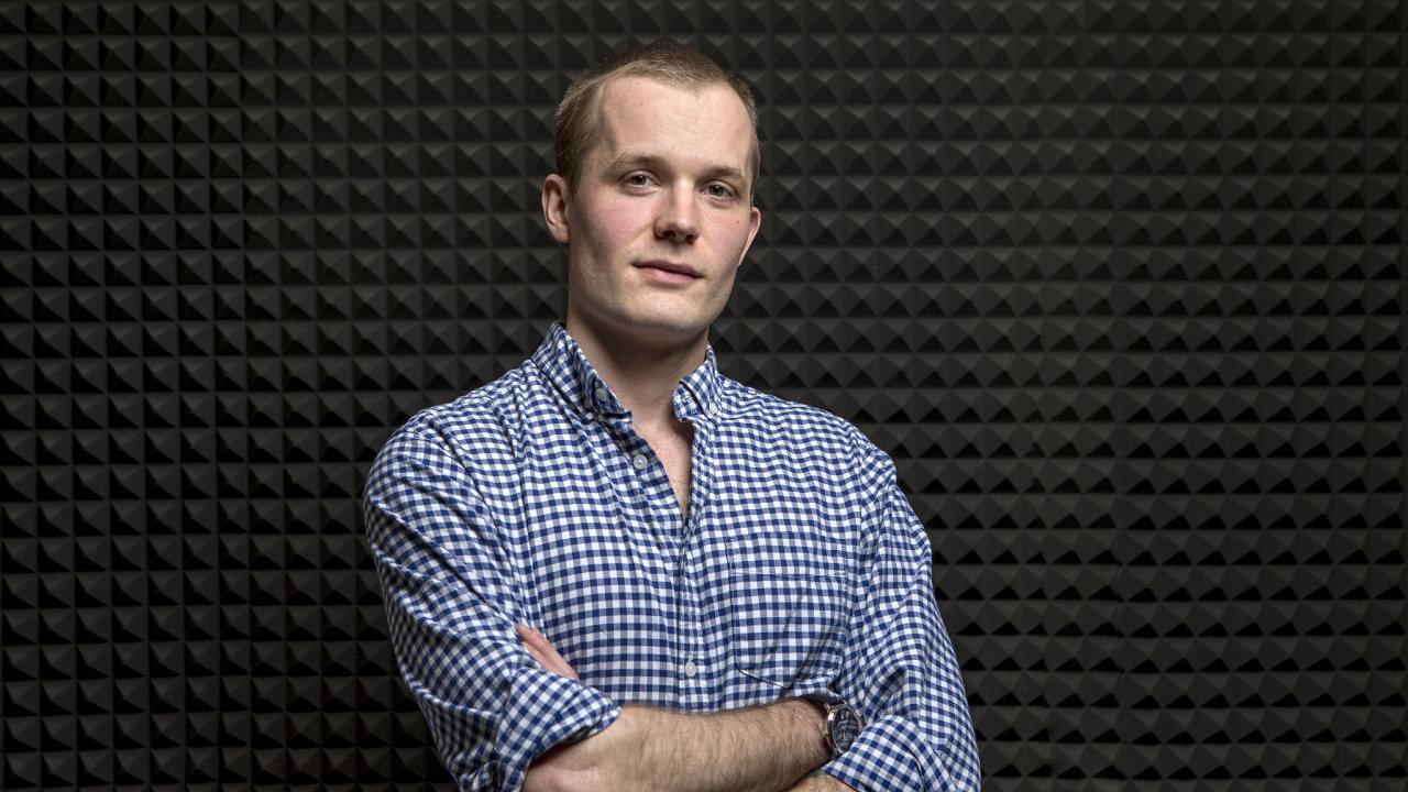 Dominik Presl z firmy Semantic Visions