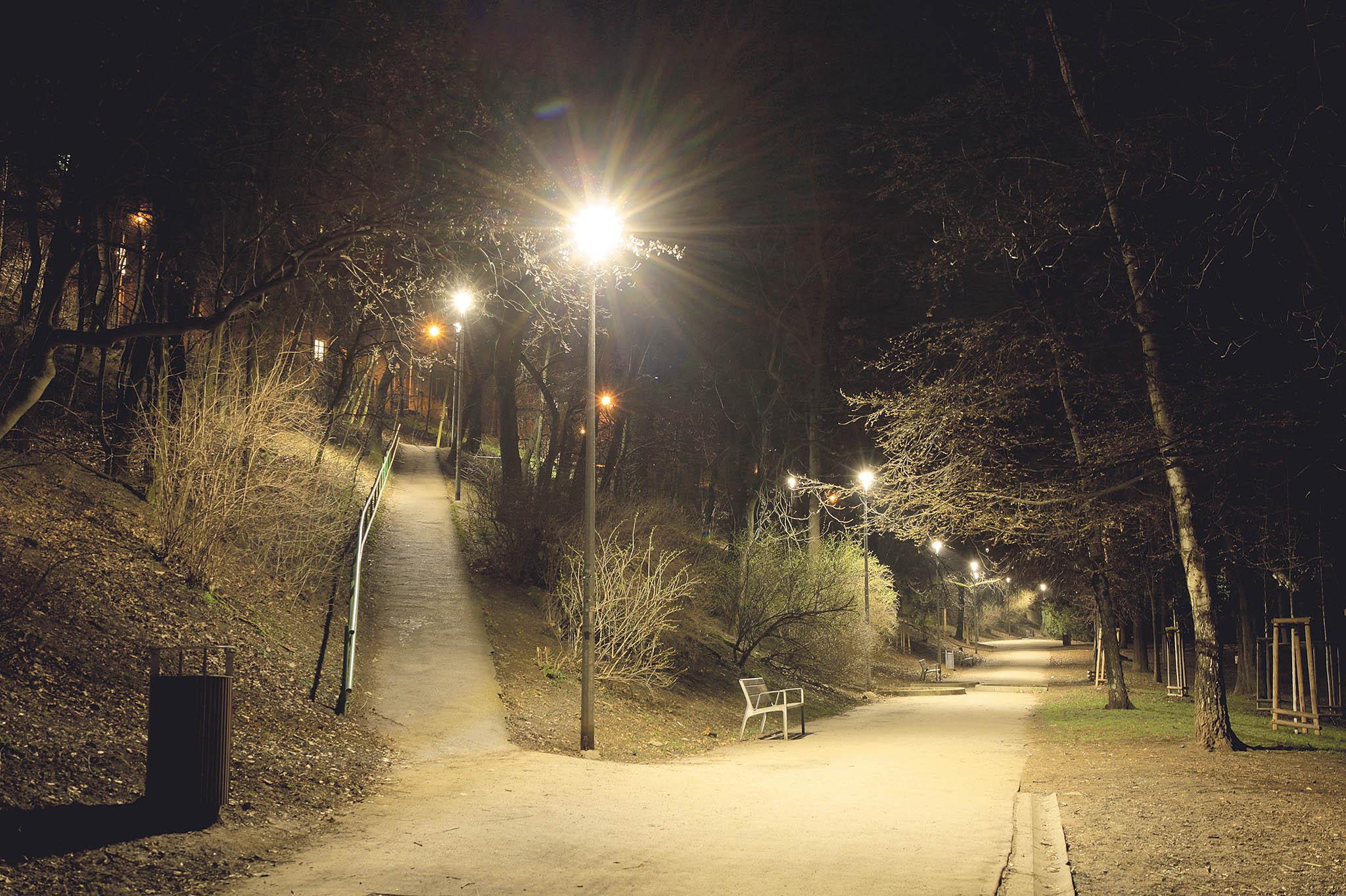 Praha svítí, to je název mobilní aplikace, pomocí níž mohou lidé ohlásit poruchu, rušivé světlo nebo nelegální výlepy nastožárech pražského veřejného osvětlení.