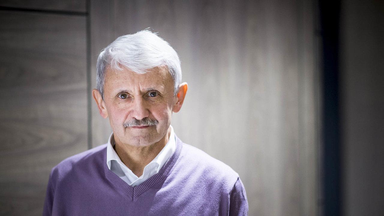 Bývalý slovenský premiér Mikuláš Dzurinda.  Foto SME