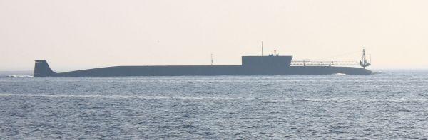 Ponorka K-535 Jurij Dolgorukij
