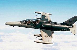 Bitevní letoun L-159