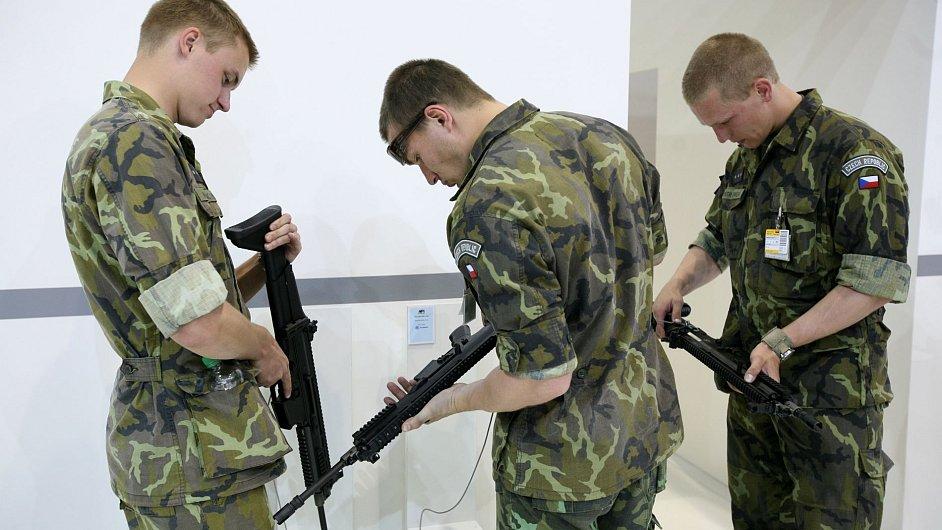 Česká armáda - Ilustrační foto.