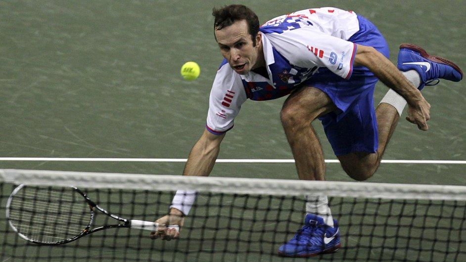 Davis Cup: Radek Štěpánek