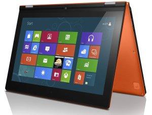"""Lenovo Yoga 13"""": Chytr� panty d�laj� z poveden�ho ultrabooku i pou�iteln� tablet"""