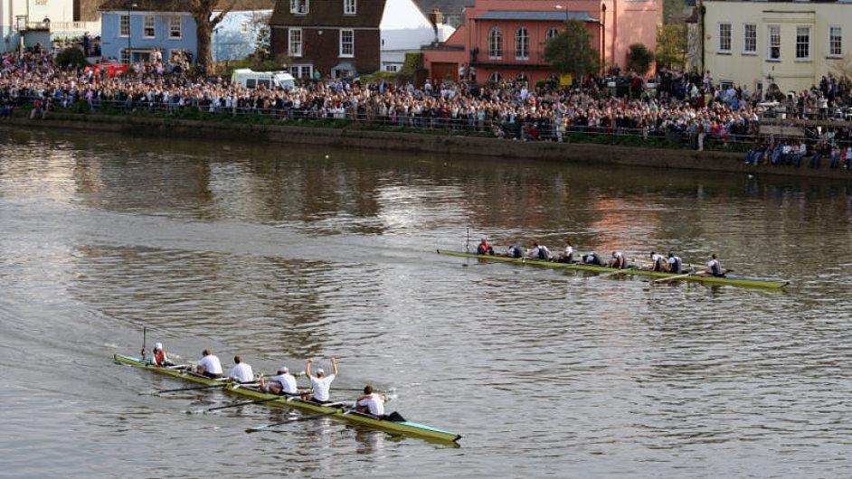 The Boat Race (ilustrační foto)