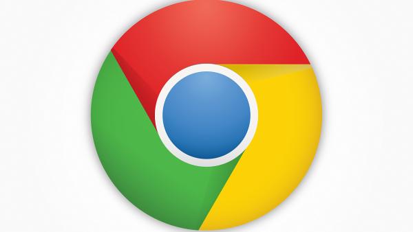 Logo prohlížeče Chrome