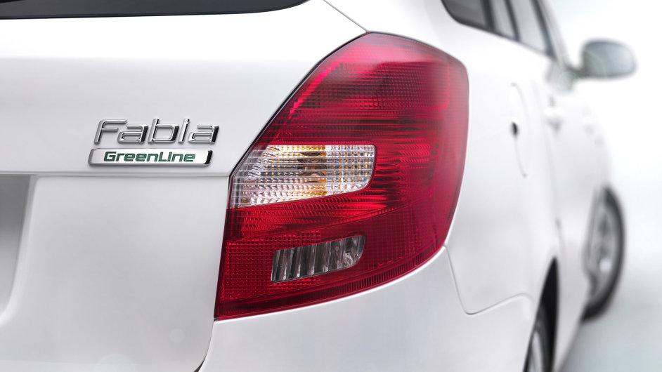 Škoda Fabia GreenLine