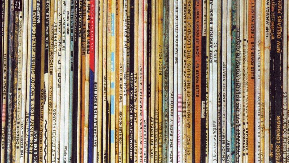 Vinylová knihovna nabízí vše od africké hudby až po techno.