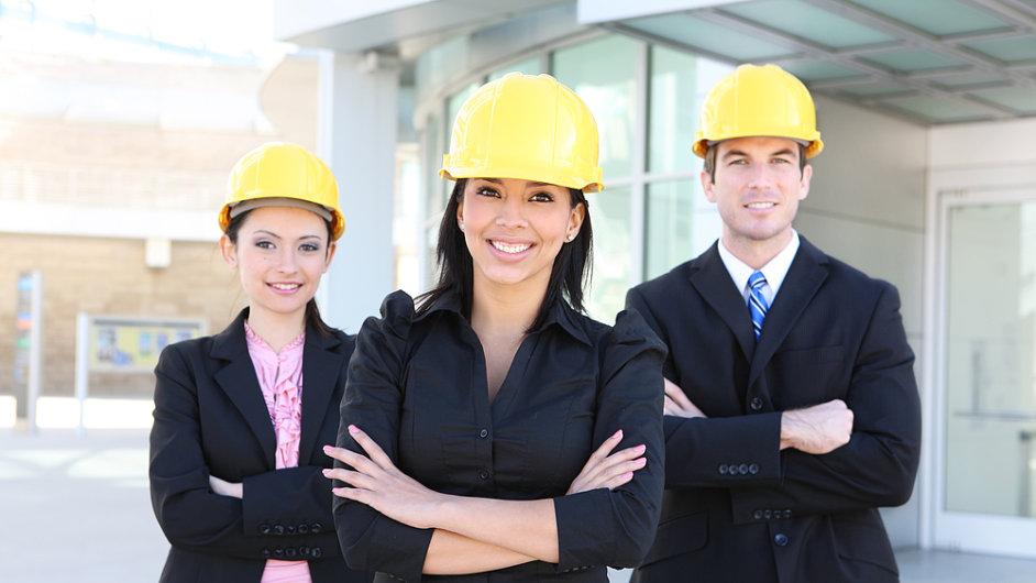 Podnikatelky ve stavebnictví