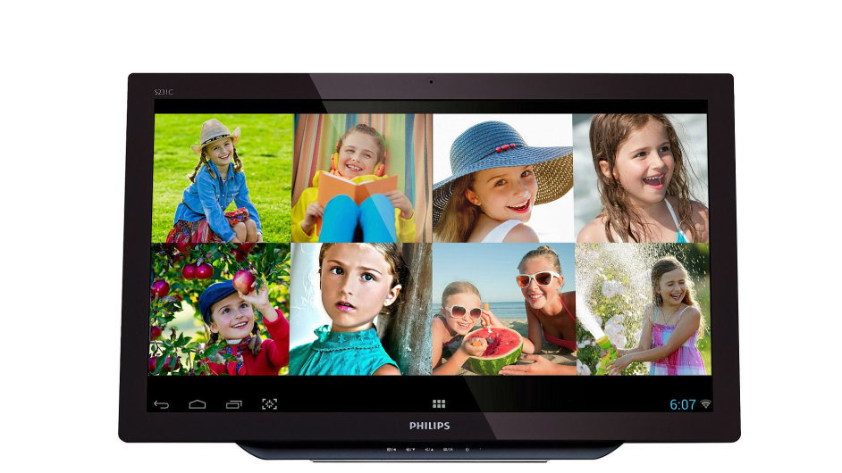 Philips S231C4AFD Smart All-inOne