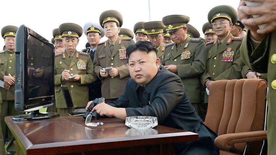 Vůdce KLDR Kim Čong-un se ve filmu Interview stane obětí atentátu