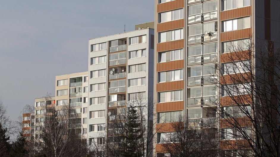 bydlení, ilustrační foto